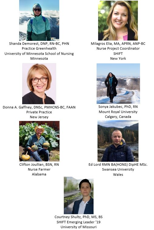 7 presenters Natures Healing Path