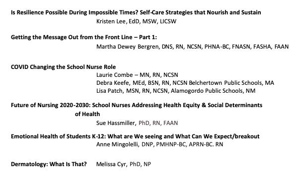 VSA topics 1